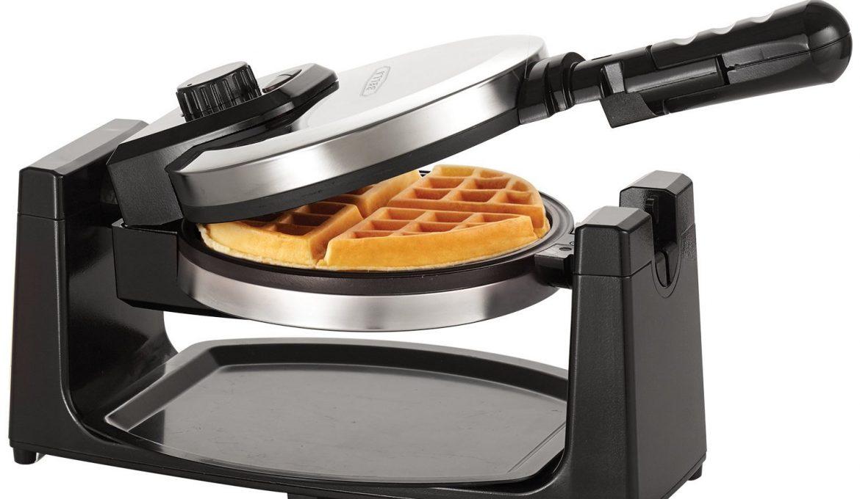 BELLA Classic Rotating Belgian Waffle Maker