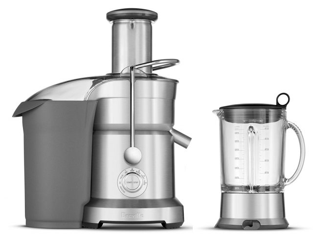 Breville BJB840XL Juice and Blend Dual-Purpose Juicer