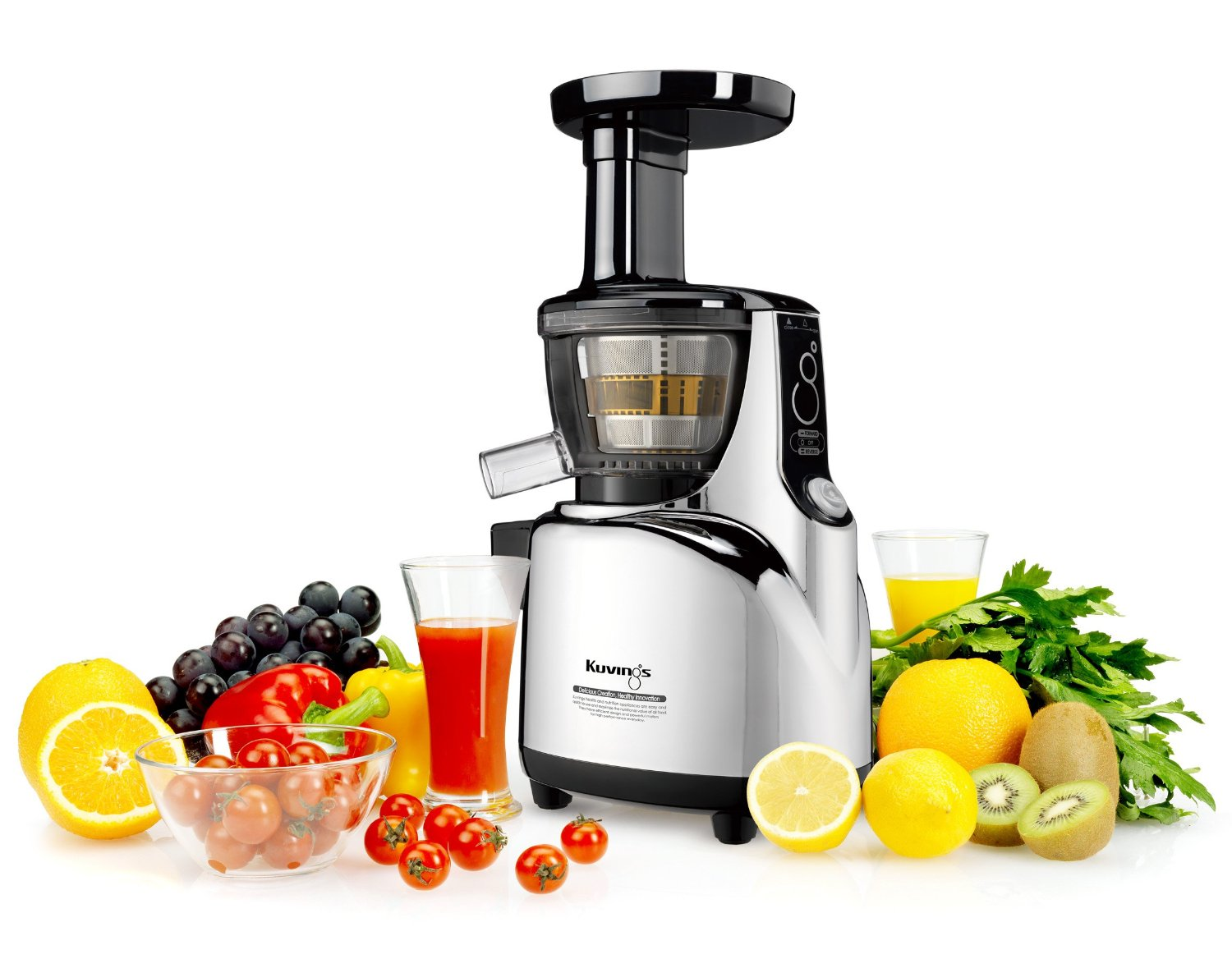 Guide to the Best Juicer Machines and Our TOP Juicer Reviews 2017