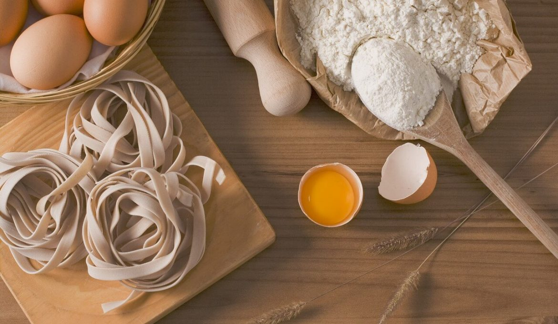pasta and Flour