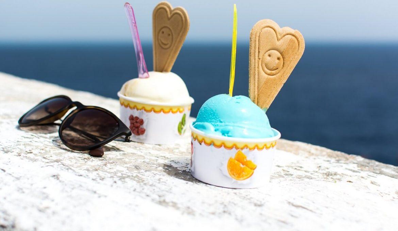 smurf ice cream