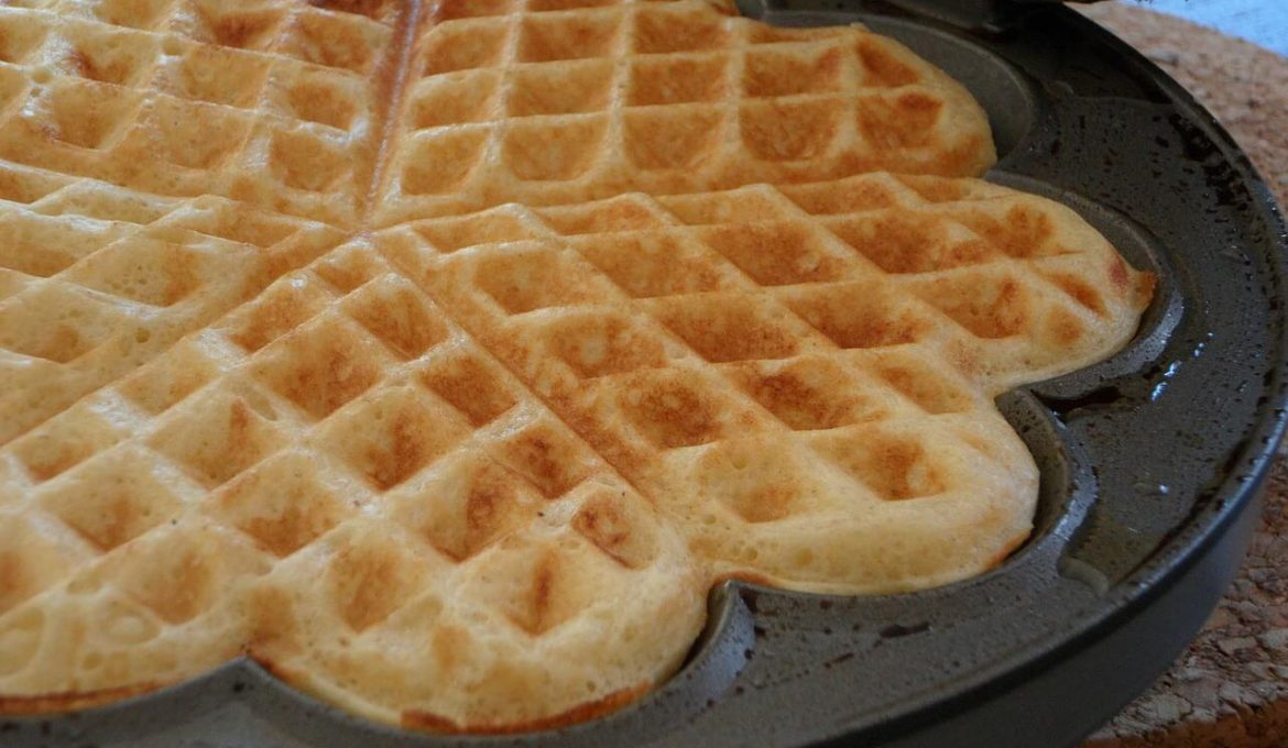 4 Simple Hacks for How to Clean Your Waffle Iron