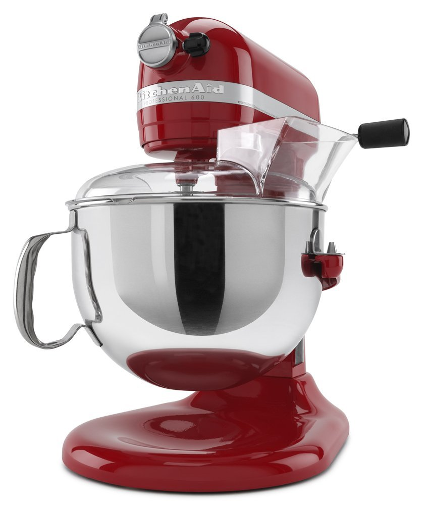 The KitchenAid 600 Series Stand Mixer