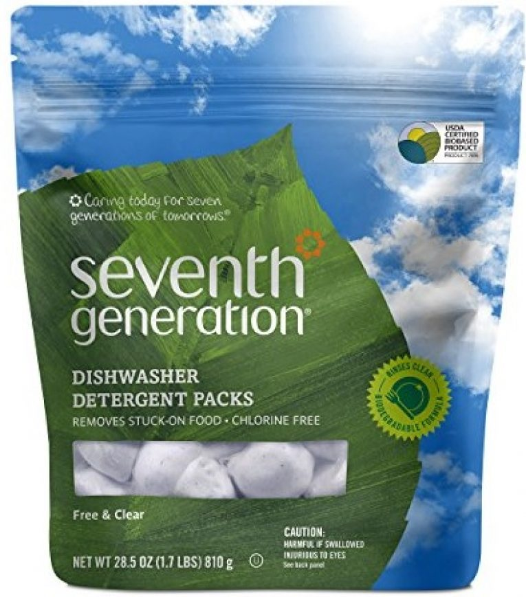 Seventh Generation Auto Dish
